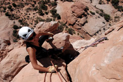 Extreme tours in USA, mountain climbing
